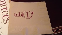 Divine Dining in Jacksonville at Table 1