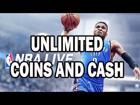 NBA live mobile hack unlimited coins and NBA Cash ios/android July 2016