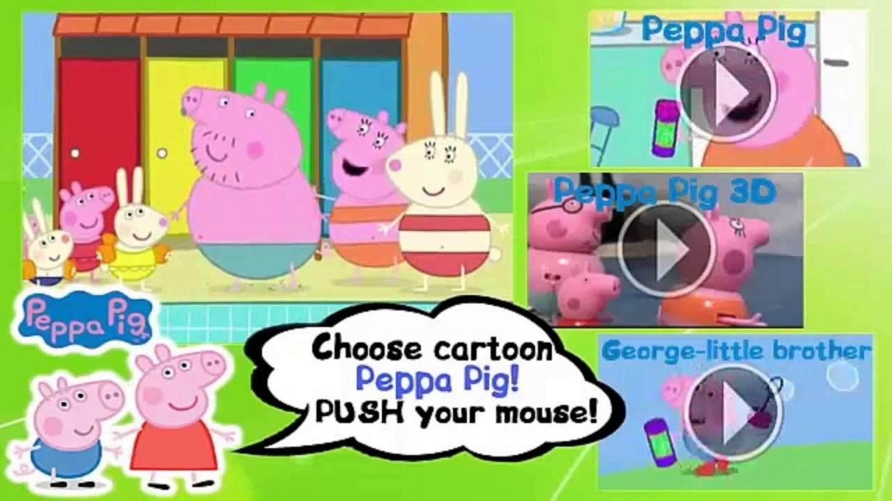 Peppa Pig V češtině 1