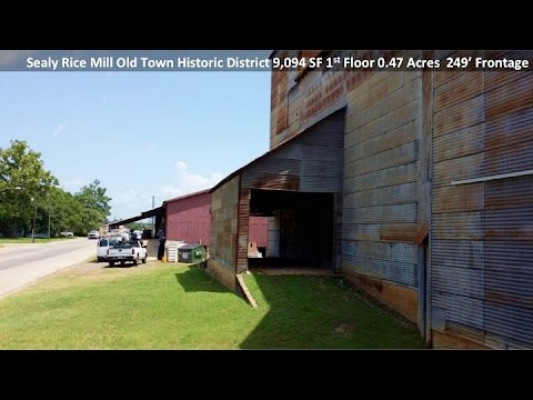 Sealy TX Real Estate | Sealy TX Rice Mill | SWPRE, Dell Seton Medical Center at University of Texas