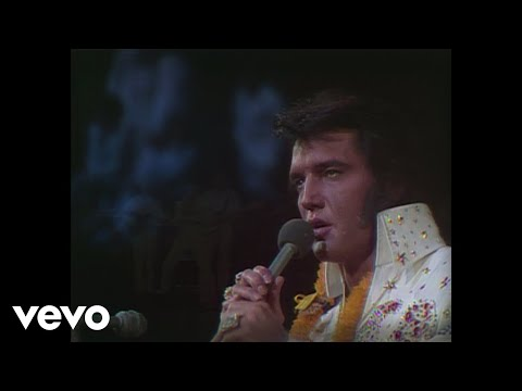Elvis Presley - My Way (Aloha From Hawaii, Live in Honolulu, 1973)