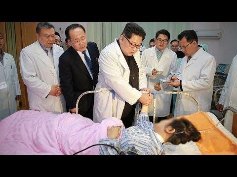 DPRK's Kim visits China embassy, hospital after fatal bus crash