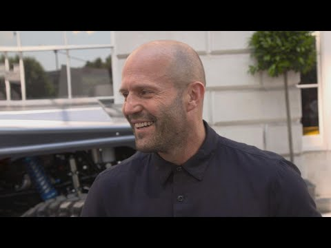 'Hobbs & Shaw': Jason Statham Shares Secrets Behind INTENSE Action Sequences (Exclusive)