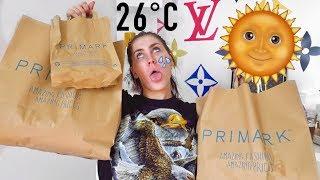 Summer Ready PRIMARK Haul! | JessieMaya