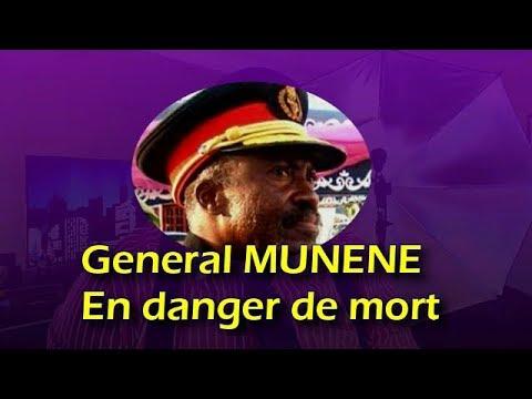 USA EVEIL LIVE: ARRESTATION DU GÉNÉRAL MUNENE au GABON  et prêt à être extradé pour la RDC