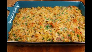 How to Make Tuna Noodle Casserole - Tuna Casserole Recipe