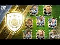 FULL ICON SQUAD BUILDER! w/ 5 PRIME ICONS! | FIFA MOBILE