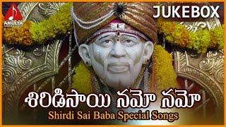 Sai Baba Telugu Songs | Shirdi Sai Namo Namo Devotional  Folk Songs Jukebox