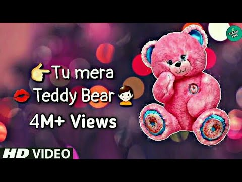 Teddy Bear Whatsapp Status | Kanika Kapoor | Love Whatsapp Status Video | 30 Second | Status King