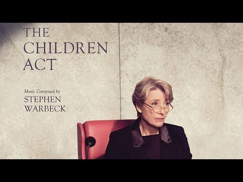 The Children Act Soundtrack Tracklist | OST Tracklist 🍎