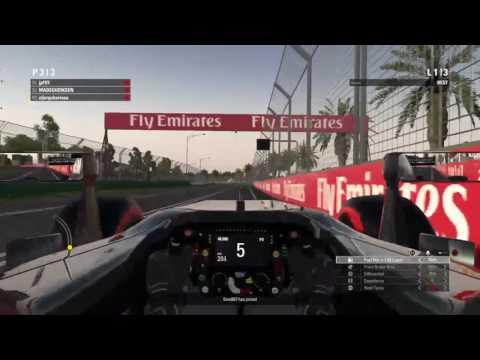 F1 Online Championship