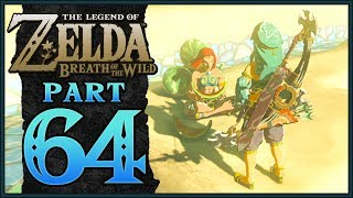 the legend of zelda breath of the wild nice melons   part 64