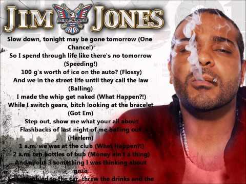 Jim Jones - We Fly High **Lyrics** [HD]