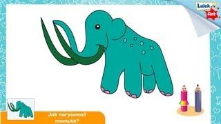 Jak narysować mamuta?