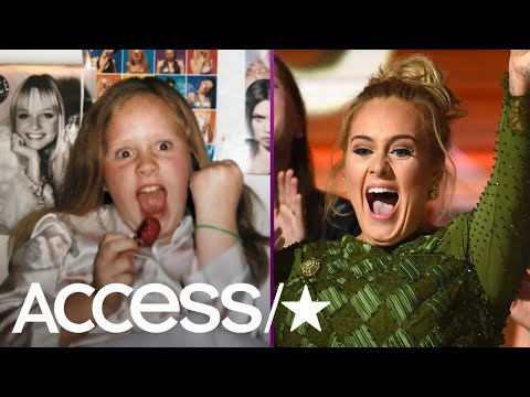Adele Proves She's A Spice Girls Superfan With Hilarious Throwback Photo: 'I Am Ready' | Access