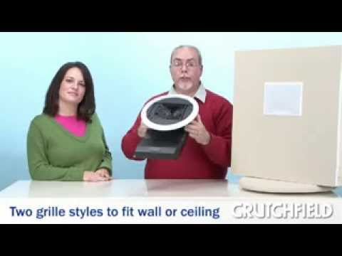 bose virtually invisible 191 inwall u0026 inceiling speakers crutchfield video youtube