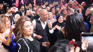 فيفي عبده ترقص مع محمد رمضان في فرح كريم السبكي HD