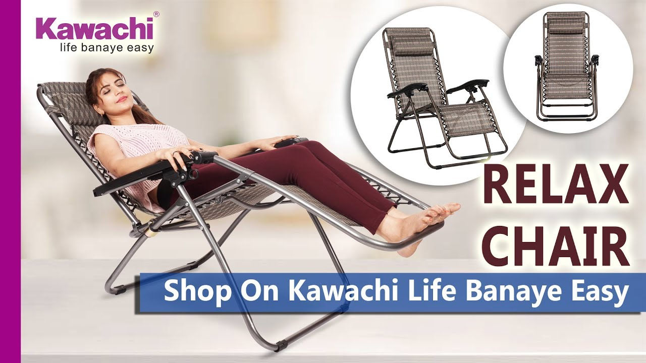 Zero Gravity Reclining RELAX CHAIR | Best Product For Relaxing |