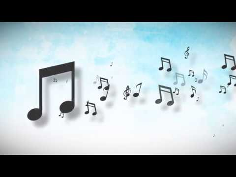 Music Notes Floating From Layer Emitter Free Motion Graphics Youtube
