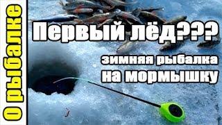 Зимняя рыбалка на мормышку, -15 мороз и ветрище,ловля окуня.