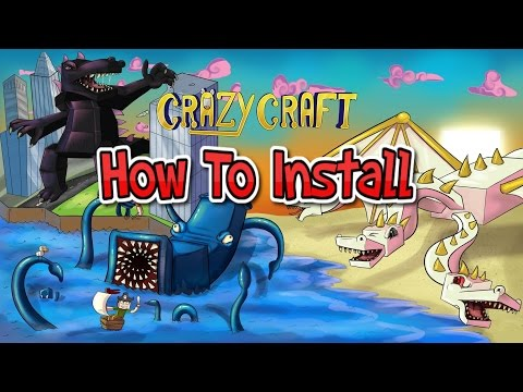 How To Install Any Version Of Crazy Craft For Windows! [Still Works In 2019!]