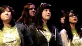 Goodbye Apathy (One Republic) - UW A Cappella Ensemble