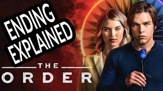 THE ORDER Ending Explained!