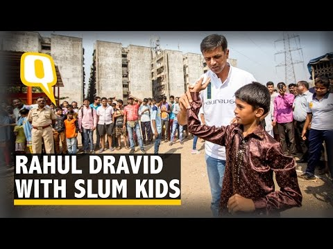 We Bet You Haven't Seen this Side of Rahul Dravid