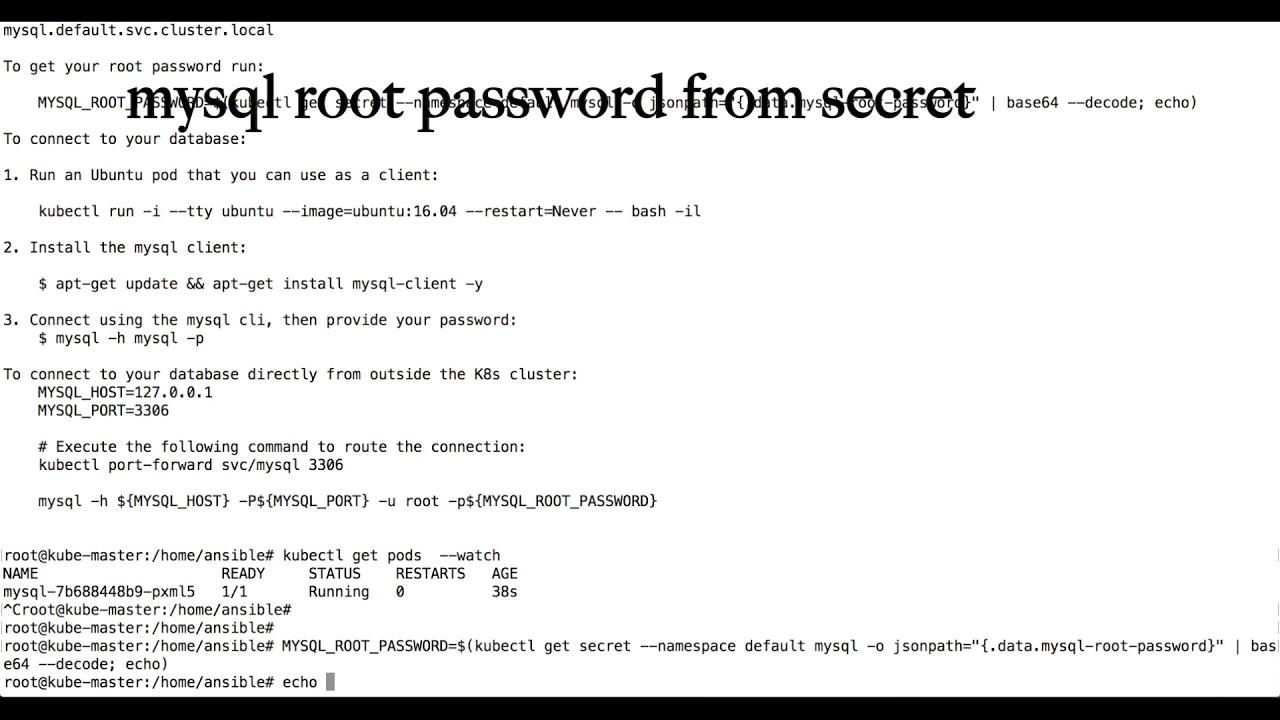 ubuntu 16.04 install root password
