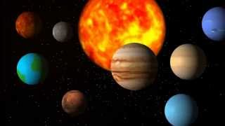 Solar System (Adobe After Effects)
