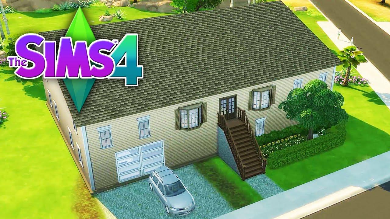 Build My House building my house! the sims 4 speed build #munihouse - youtube