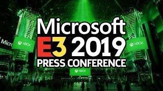 Download FULL Microsoft Xbox E3 2019 Press Conference Mp3 and Videos