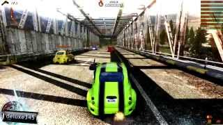 Gas Guzzlers: Combat Carnage Gameplay (PC HD)