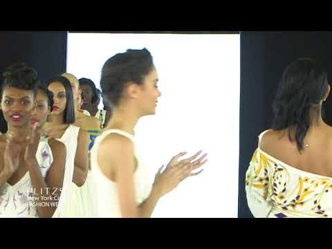 Yohannes Sister's Couture At PLITZS New York City Fashion Week Show