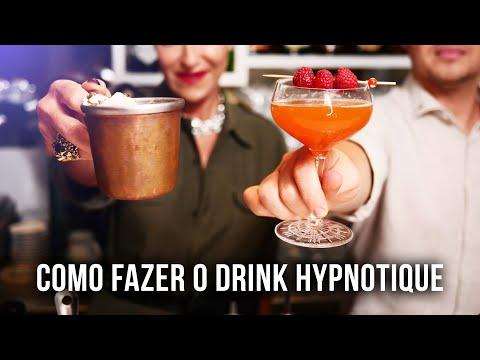 Como fazer o drink HYPNOTIQUE - HYPNOTIQUE - FABÍOLA KASSIN