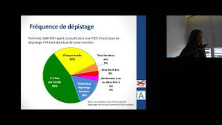 S3 - Dépistage VIH : Expériences et nouvelles stratégies - Dépistage chez les utilisateurs...