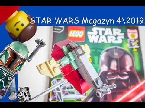 Magazyn Lego Star Wars Nr 42019 Youtube