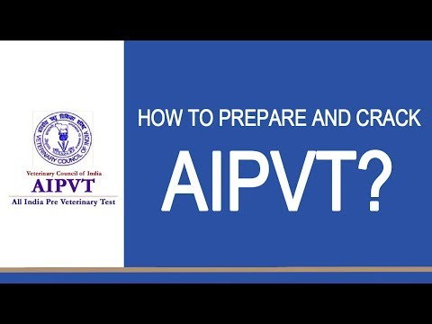 How to Prepare and Crack AIPVT?
