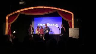 UPSTAIRS INFERNO Wins Award at Frameline40 (2016)