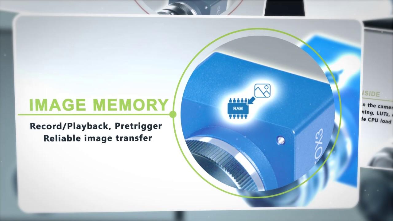 USB3 Vision Kamera mvBlueFOX3-1
