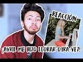 REACCIÓN A 'TELL ME IT'S OVER' - AVRIL LAVIGNE | Niculos M