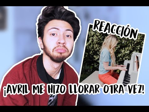 REACCIÓN A TELL ME ITS OVER - AVRIL LAVIGNE | Niculos M