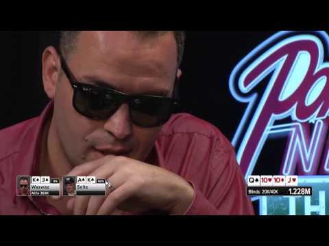 The Final Table | Season 1, Episode 3 | Eggs-treme Poker
