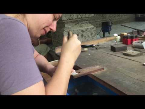 Jewelry Making Class in Ubud, Bali