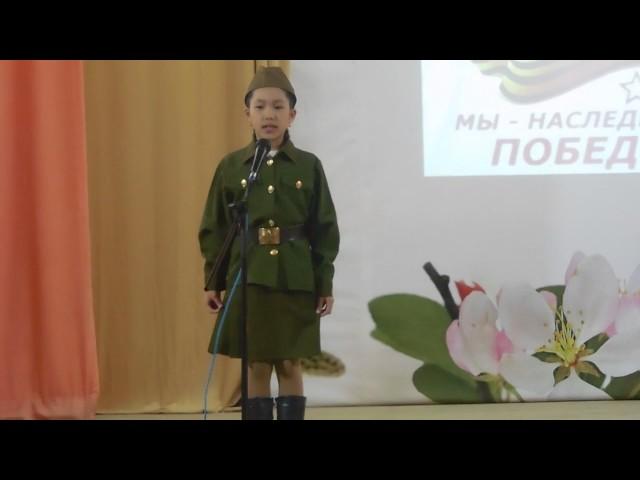 Изображение предпросмотра прочтения – ДарияБикназарова читает произведение «Диалог ровесниц» (Разные писатели )