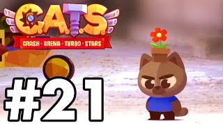 UPDATE IS FINALLY HERE...!!!! | C.A.T.S | Crash Arena Turbo Stars Gameplay Part 21