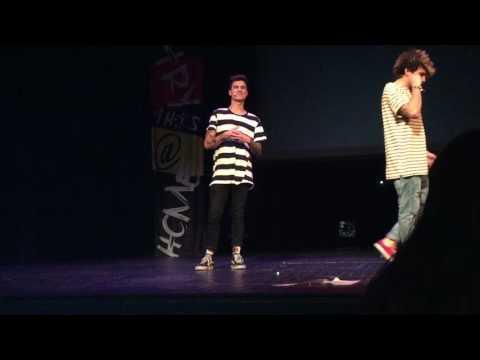 Kian and Jc | O2L song 18/6/16