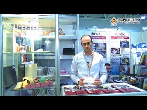 Yan Boksiner (Elmatec, Moscow, Russia) about 11th Composite-Expo 2018 Exhibition