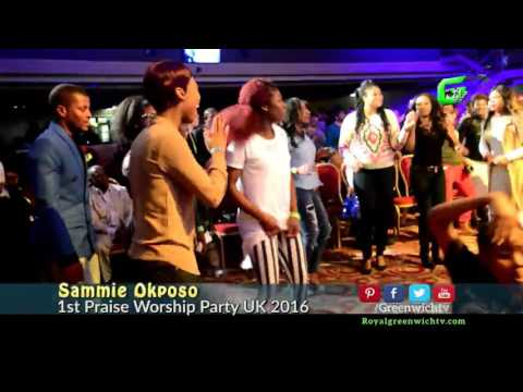 Sammie Okposo Praise party 2016 in London - OSPP