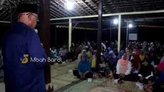 Mbah Bardi Bersama Rakyat Jaran Mati Karangmojo Gunung Kidul